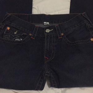 True Religion Skinny Jeans Size 31